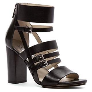 Michael Kors Black Winston Sandals