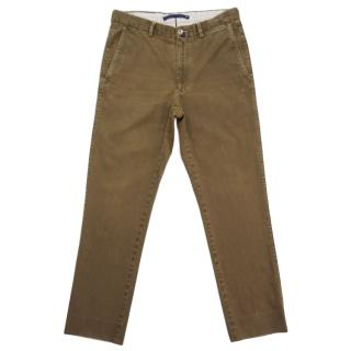 Incotex Men's Chinos