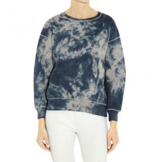 Isabel Marant �toile walter tie-dye cotton sweatshirt