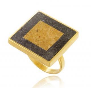 Pippa Small Jasper Afsana Ring