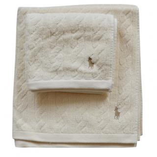 Ralph Lauren Bath & Guest Towel Set