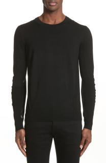 Burberry Carter Check Detail Sweater - New Season