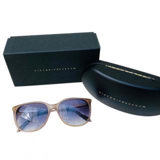 Victoria Beckham Marine Cat Sunglasses