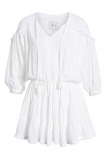 Rails 'Sansa' White Linen Dress
