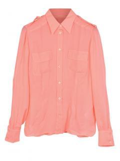 Emilio Pucci lightweight silk shirt