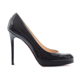 Christian Louboutin Patent Leather 120 Pumps