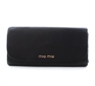 Miu Miu Rectangular Flap Wallet