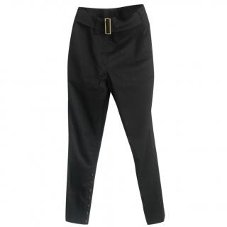 Yves Saint Laurent by Tom Ford Belted Trousers