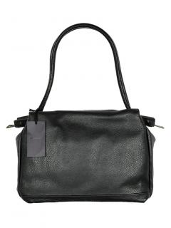 Belstaff grained leather studded tote bag