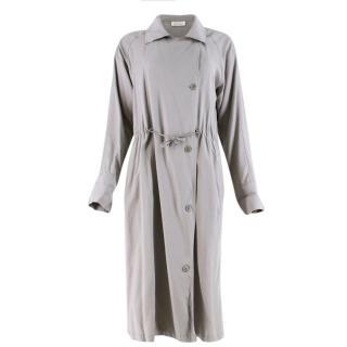 Masai Grey Lightweight Trench Coat