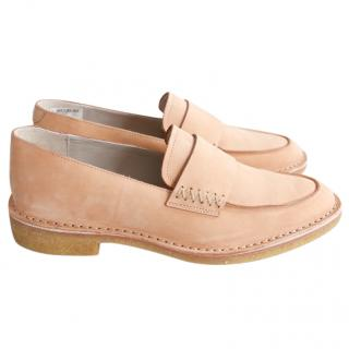 Clarks Original Natural Tan Friya Loafers