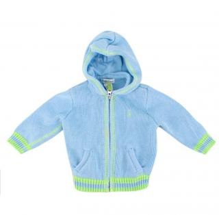 Ralph Lauren 9 Months Hooded Knit Sweater