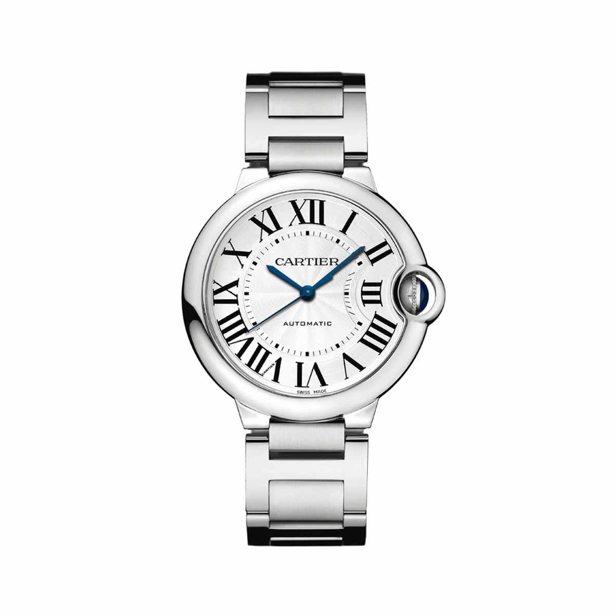 Cartier Ballon Bleu Automatic 36mm Watch