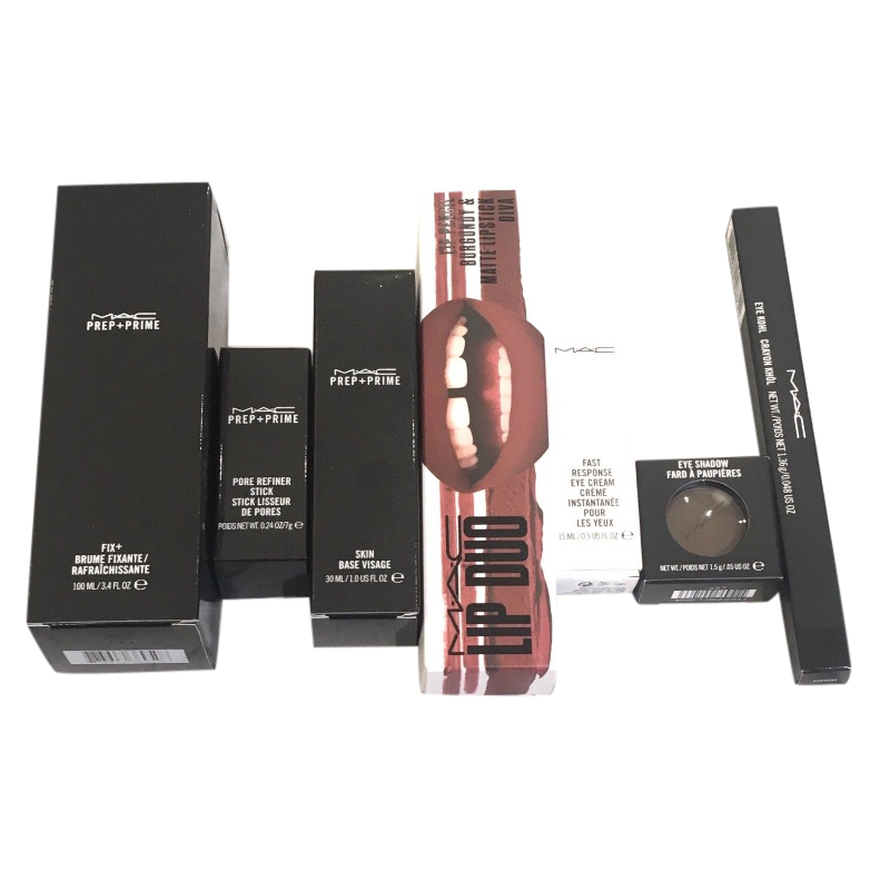 MAC products in MAC bag worth �150
