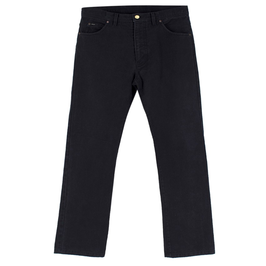 Tom Ford Men's Navy Straight Fit Jeans
