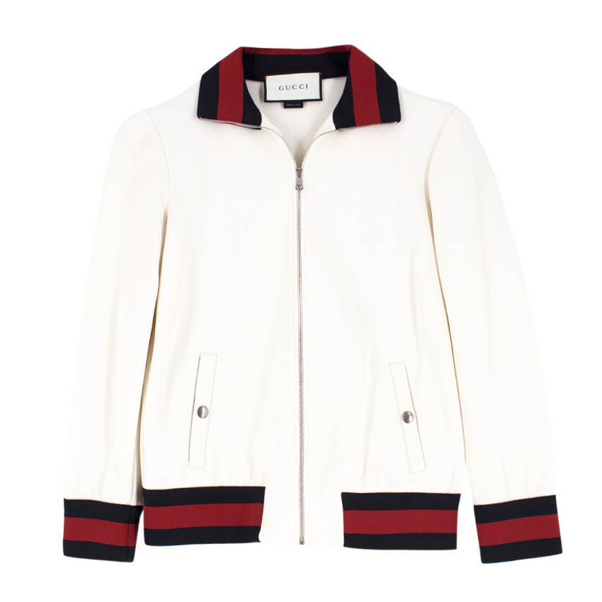 Gucci Off-White Bomber Jacket
