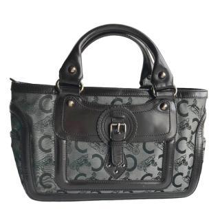 Celine Boogie jacquard bag