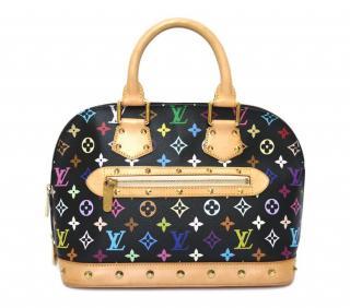 Louis Vuitton Multicolore Alma Monogram Bag