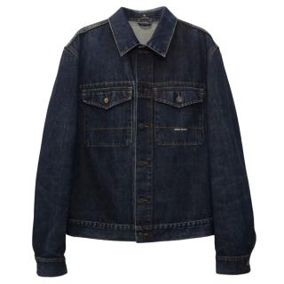 Stone Island Denims cotton-denim trucker jacket