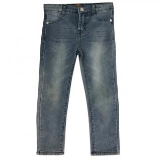 For all Mankind girls denim jeans
