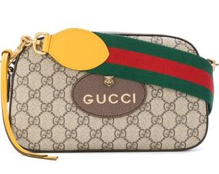 2d1e22fa04d Gucci GG Supreme shoulder bag