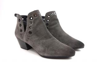 Sam Eldeman Suede Rubin Boots