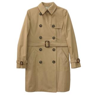 Weekend Max Mara Double Breasted Trench Coat