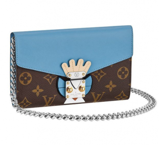 Louis Vuitton Tribal Mask Chaine Bag