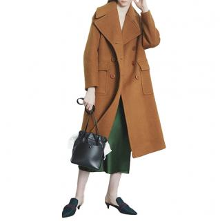 Sophie Hulme Tan Sunday Coat