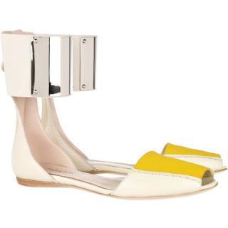 Giambattista Valli Ankle Plate Sandals