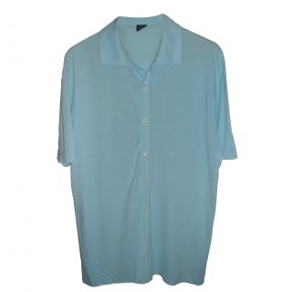 Hugo Boss Blue Polo Shirt