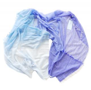 Begg & Co Filigree shawl
