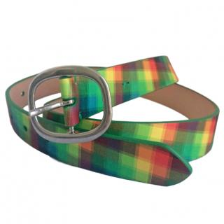 Paul Smith Multi-Coloured Belt