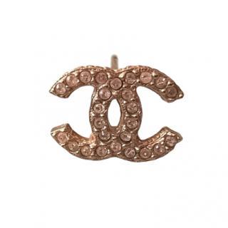 Chanel Single CC Earring