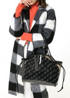 Stella McCartney Falabella Transparent PVC Tote Bag - New Season