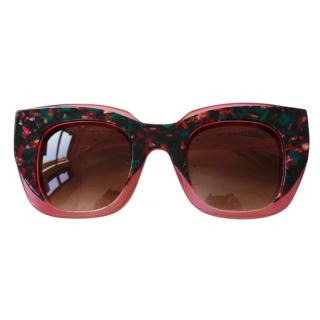 Thierry Lasry Intimacy Oversized Sunglasses