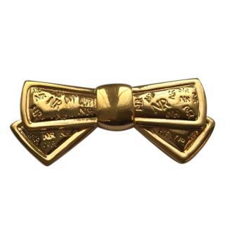 Nina Ricci Vintage ''Bow'' Brooch