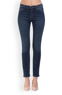 J Brand Ruby 30 High Rise Cigarette Jeans