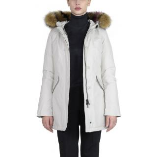 Canadian Classics Racoon & Rabbit Fur Fundy Bay Lux Parka