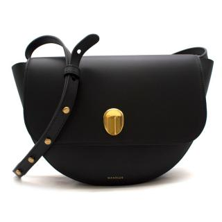 Wandler Black Billy Leather Crossbody Bag - New Season