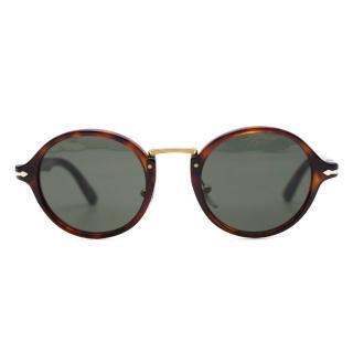 Persol Typewriter Edition Round Sunglasses