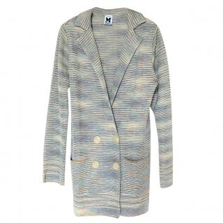 M Missoni Knit Blazer