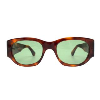 Berenford Skorpios Wild Green Sunglasses