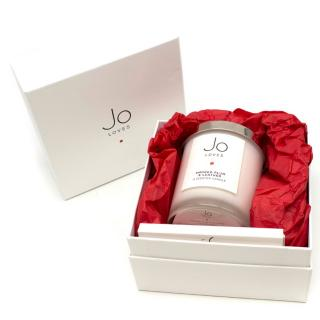 Jo Loves 'Smoked Plum & Leather' Scented Candle