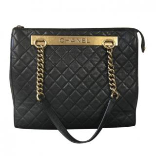 Chanel Rita Dome Quilted Large tote