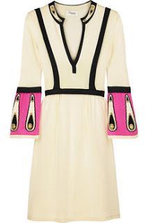 Temperley London Mini Fire Dress