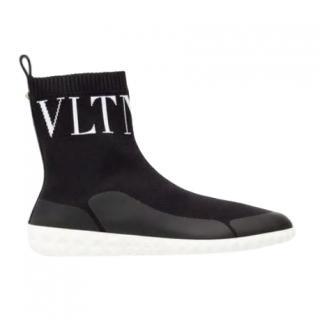 Valentino Garavani Knit Sock Boots