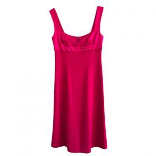 MaxMara Pianoforte Red Dress