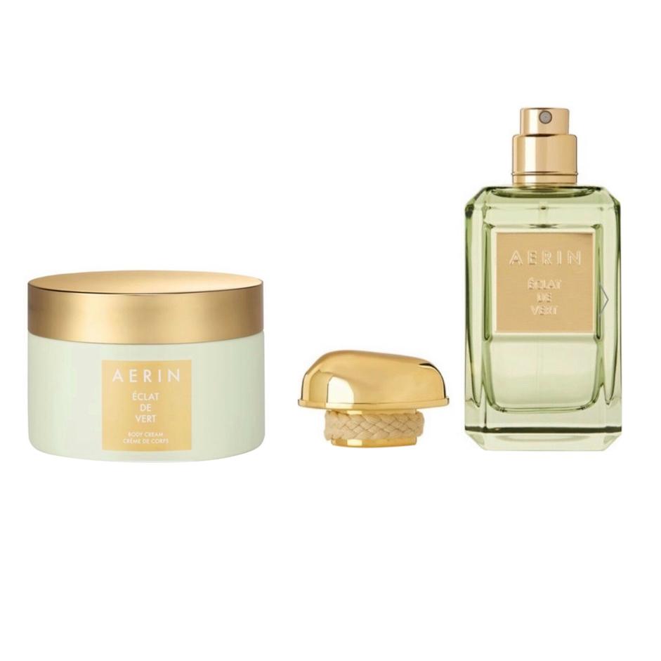 Estee Lauder Eclat de Vert 50ml edp Fragrance & Body Lotion.
