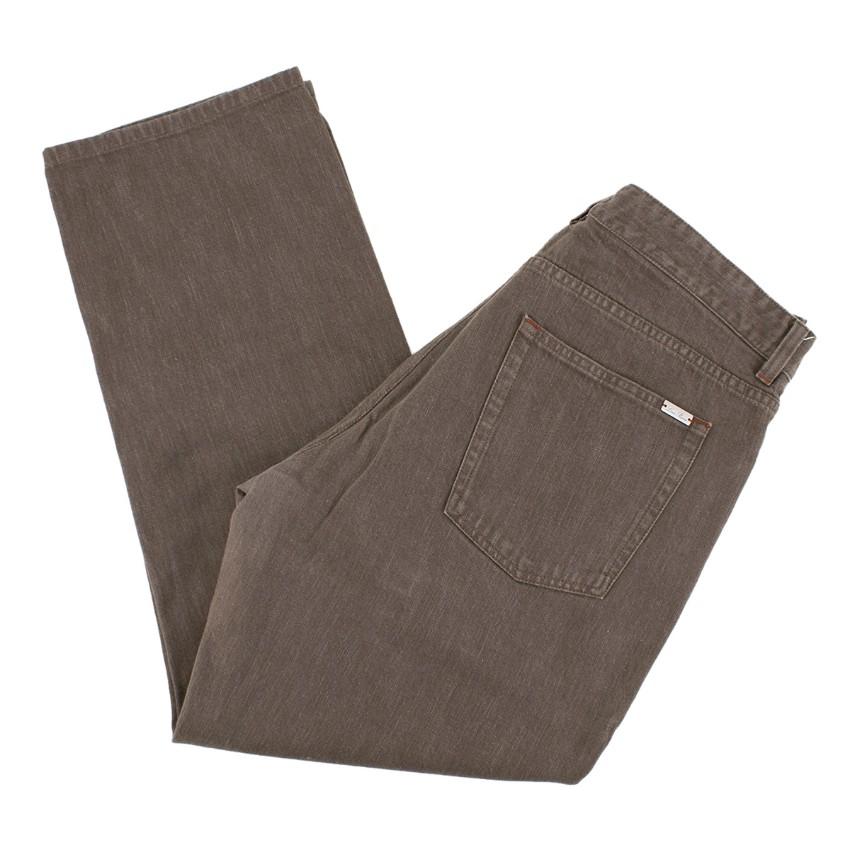 Loro Piana Men's Brown Jeans